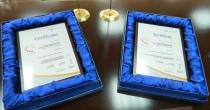 Dobijeni sertifikat
